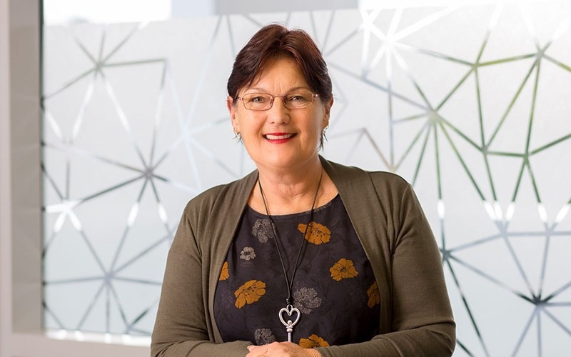 Kathy Julian - Rotorua Legal Executive at Holland Beckett Lawyers
