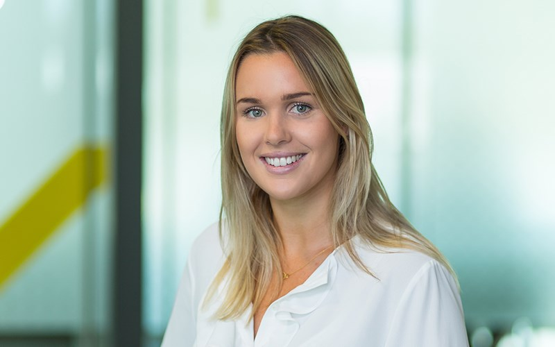 Ruby Mills - Litigation Solicitor Tauranga at Holland Beckett Law