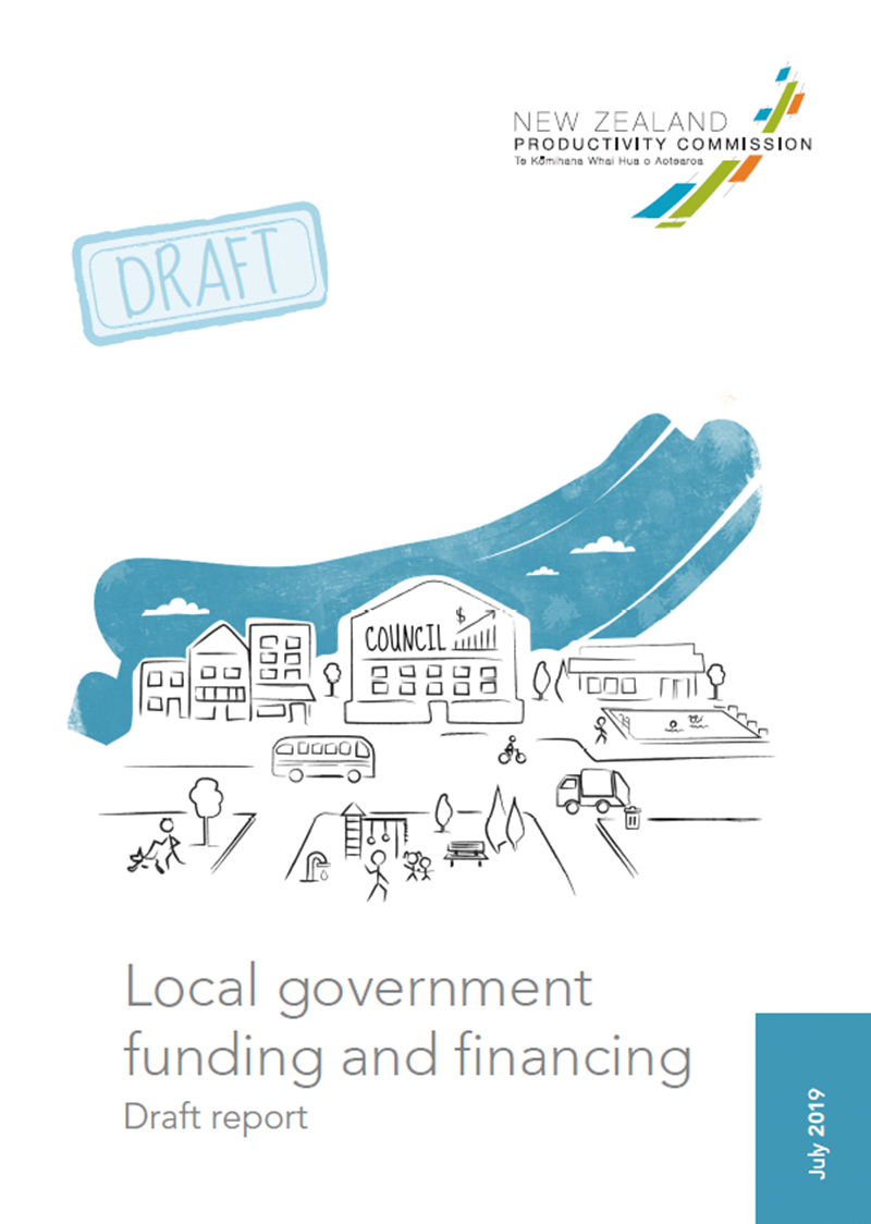 Local government funding and financing